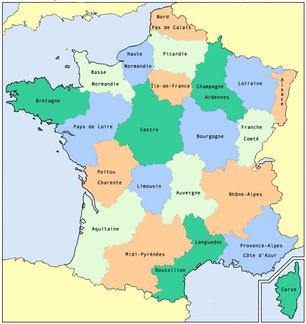 Formation progressive de la francie francie na iophotos for Les oiseaux du sud de la france